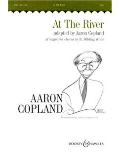 Copland: At The River SSA Books | SSA, Piano Accompaniment