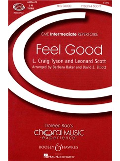 L. Craig Tyson/ Leonard Scott: Feel Good (3-Part Treble) Books | 3-Part Treble Choir