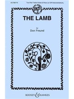 Don Freund: The Lamb Books | 2-Part Choir, Piano Accompaniment
