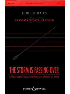 Charles Albert Tindley: The Storm Is Passing Over Books | SATB