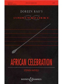 African Celebration (SATB) Books | SATB
