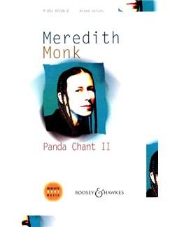 Panda Chant II Books | SATB