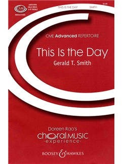 Gerald T. Smith: This Is The Day Books | SSA, Piano Accompaniment