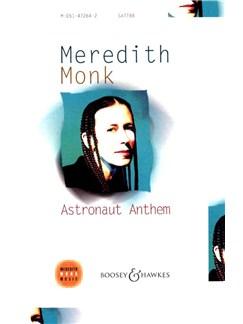 Astronaut Anthem Books | SATTBB