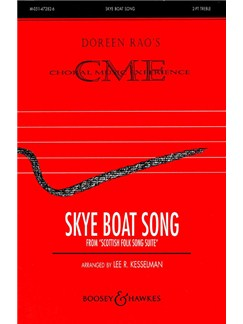 Skye Boat Song (arr. Kesselman) Books | 2-Part Choir, Piano Accompaniment