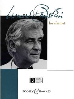 Leonard Bernstein For Clarinet Books | Clarinet, Piano Accompaniment