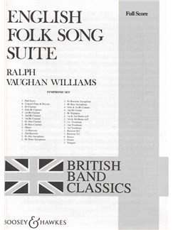 English Folksong Suite Books |