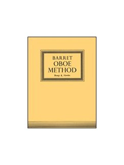 A.M.R. Barret: Complete Method For Oboe Books | Oboe