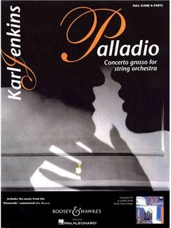 Karl Jenkins: Palladio Books | String Orchestra