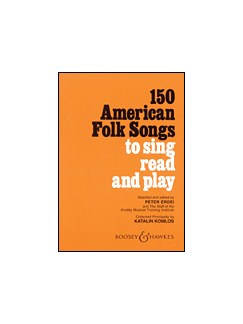 One Hundred And Fifty American Folk Songs To Sing Read And Play Books | Voice