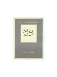 The New Imperial Edition: Tenor Songs Books | Tenor