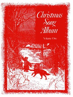 Christmas Song Album Volume One Books | Voice, Piano Accompaniment