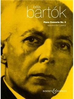 Bela Bartok: Piano Concerto No.3 Books | Two Pianos