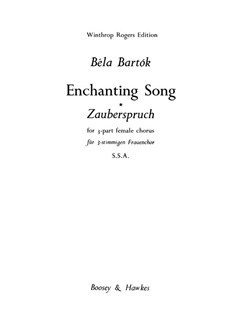 Enchanting Song Books |