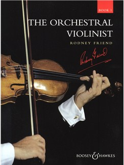 The Orchestral Violinist - Book 1 Books | Violin