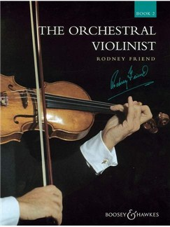 The Orchestral Violinist - Volume 2 Books | Violin
