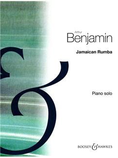 Arthur Benjamin: Jamaican Rumba Books | Piano