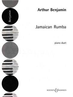 Arthur Benjamin: Jamaican Rumba (Piano Duet) Books | Piano Duet