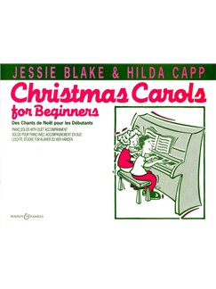 Christmas Carols For Beginners Books | Piano Duet