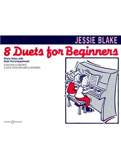 Jessie Blake: Eight Duets For Beginners Bog | Klaverduet