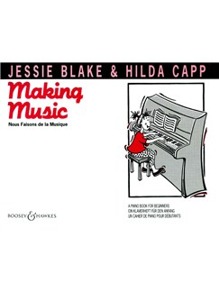 Jessie Blake/Hilda Capp: Making Music Piano Books | Piano