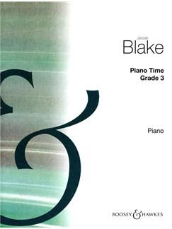 Jessie Blake: Piano Time Grade Three Books | Piano