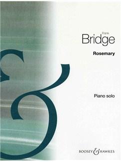 Frank Bridge: Rosemary Books | Piano