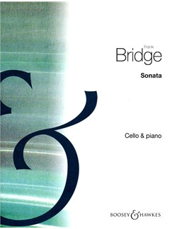 Frank Bridge: Sonata For Cello  And Piano Books | Cello, Piano Accompaniment