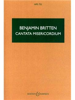 Cantata Misericordium Op69 Books |