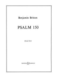 Psalm 150 Op67 Books  