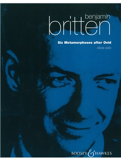 Benjamin Britten: Six Metamorphoses After Ovid Op.49 Books | Oboe