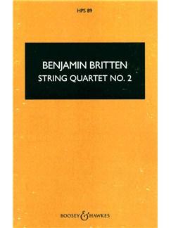 String Quartet 2 In C Op36 Books |
