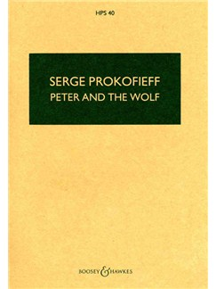 Sergei Prokofiev: Peter And The Wolf Op.67 Books | Orchestra