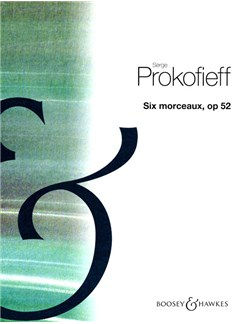 6 Morceaux Op52 (complete) Books | Piano