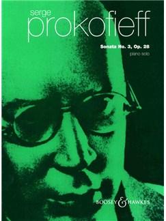 Serge Prokofieff: Sonata No. 3 Op. 28 Books | Piano