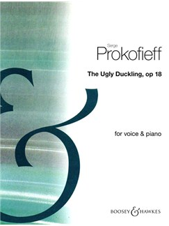 Ugly Duckling Op18 Books | Voice, Piano Accompaniment