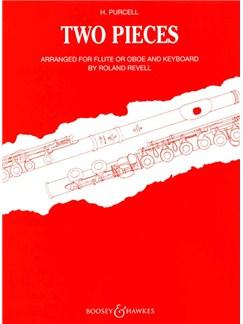 2 Pieces (Air & Hornpipe) Books | Flute, Oboe, Piano Accompaniment