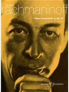 Sergei Rachmaninov: Piano Concerto No.2 Op.18 Books | Two Pianos