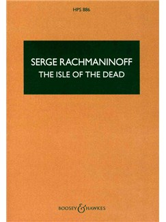 Serge Rachmaninoff: The Isle Of The Dead Op.29 Books | Orchestra