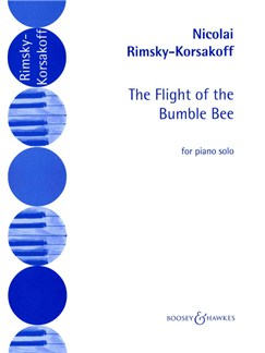 Nikolay Rimsky-Korsakov: Flight Of The Bumble Bee (Piano) Books | Piano