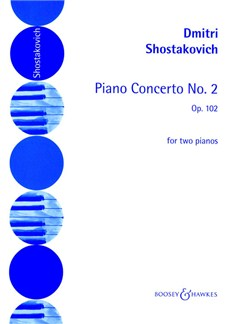 Dmitri Shostakovich: Piano Concerto No.2 Op.102 Bog | To klaverer
