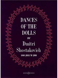 Dmitri Shostakovich: Dances Of The Dolls Books | Piano