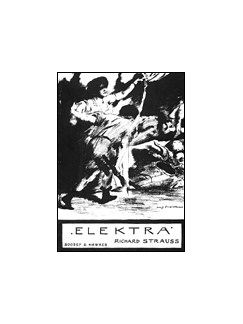 Richard Strauss: Elektra Op.58 Books | Libretto