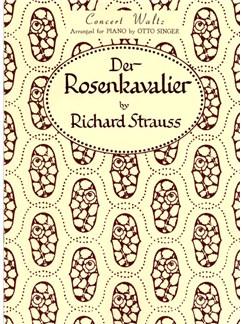 Concert Waltz (Rosenkavalier) Books | Piano