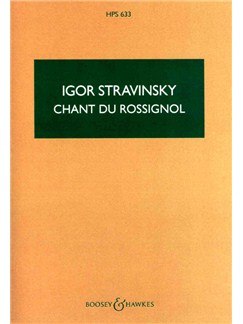 Chant du Rossignol Books |