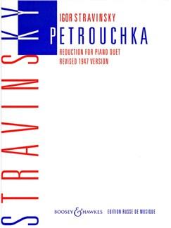 Igor Stravinsky: Petrouchka (Piano Duet) Books | Piano Duet