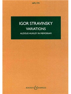 Variations (Huxley In Memory) Books  