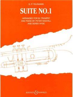 Suite 1 Books | Trumpet, Piano Accompaniment