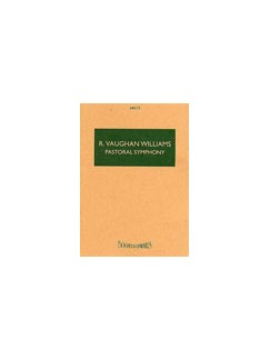 Ralph Vaughan Williams: Pastoral Symphony Books | Solo Soprano or Tenor, Orchestra