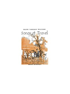 Ralph Vaughan Williams: Songs Of Travel (High Voice) Books | High Voice, Piano Accompaniment